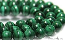 Malachit Edelstein Perlen