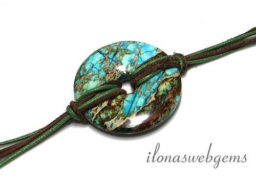 Inspiration donut bracelet