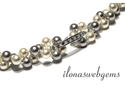 Inspiration pearl clip
