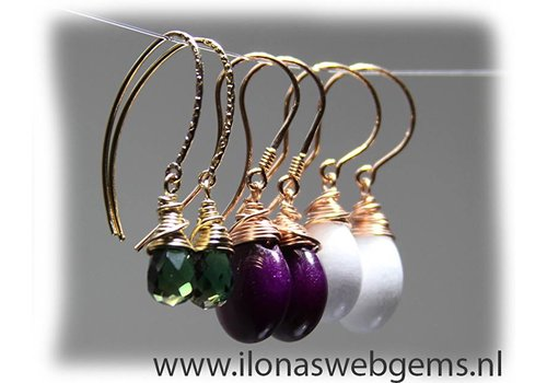 Inspiratie: Wrappen met craft wire
