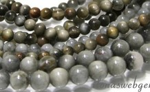 Chrysoberyll Edelstein Perlen