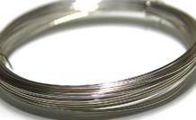 Silverfilled draad