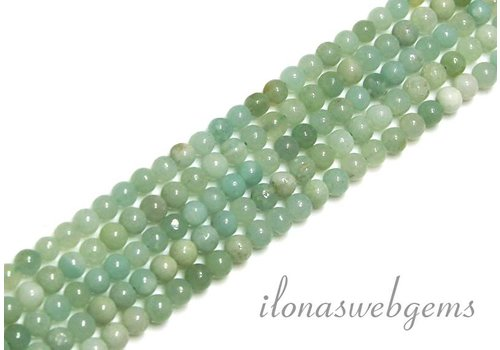 Amazonite beads mini app. 3.3mm