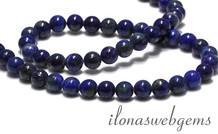 Lapislazuli Perlen über 6.5mm