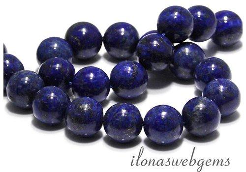Lapis Lazuli kralen rond ca. 18mm