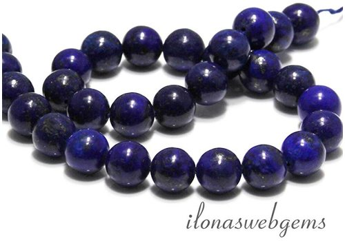 Lapis Lazuli beads round app. 16mm