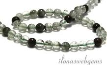 Crystal Garden (Lodolite) Perlen über 6.6mm