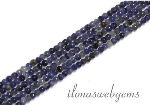 Sodaliet beads mini app. 2.3mm