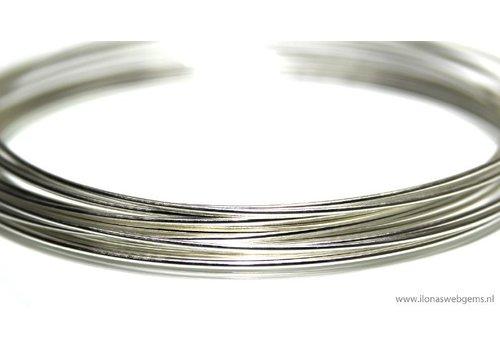 1cm sterling silver wire half hard 1mm / 18GA