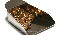 Gold-filled Quetschperlen