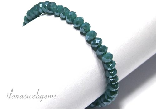 Swarovski Kristall Armband ca. 6x5mm