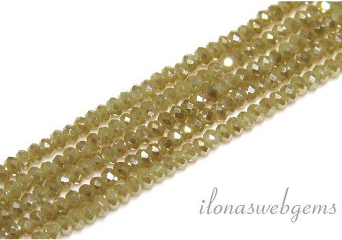 Swarovski style kristal kralen