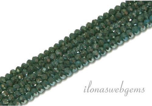 Swarovski crystal beads style
