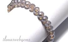 Kristallarmbänder Swarovski Stil / Halbstränge 8x6mm