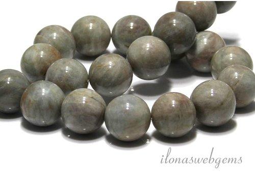 Aquamarine beads around 18mm