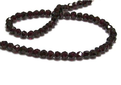 Granat Perlen ca. 5.5mm