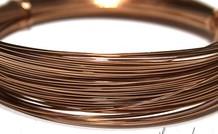 Rosé 14k / 20 Gold-Draht-Standard gefüllt. ca. 0,5 mm / 24GA
