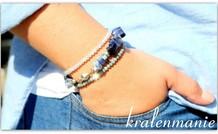 Inspiration Split Perlen-Armband