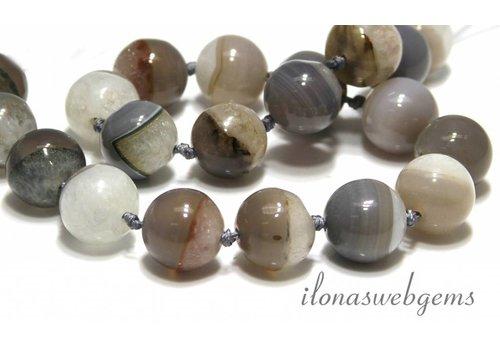 Agate beads app. 18mm