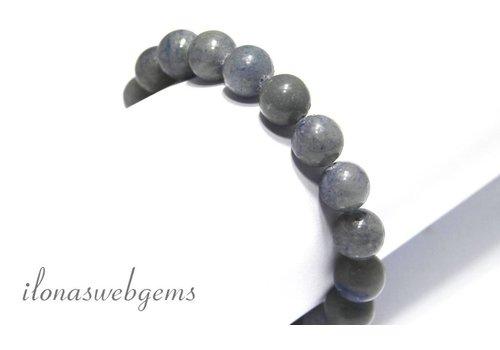 Blue Aventurine bead bracelet app. 10.5mm