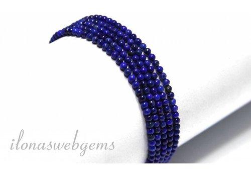 Lapis Lazuli beads about 2mm