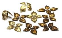Bronze, Kupfer, Messing Schmuckteile