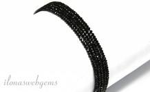Spinell Perlen Facette Rondelle über 2x1.5mm