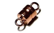 Rosé Gold Filled magneetslotjes