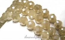 Swarovski Stil Kristall-Perlen facettierten Rondelle 10x9mm ca.