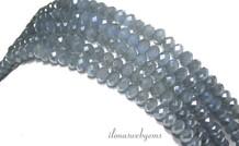Swarovski Stil Kristall-Perlen ca. 4.5x3.5mm