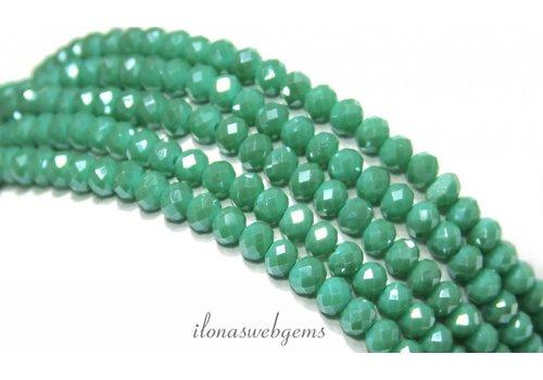 Swarovski Kristall-Perlen Stil ca. 4.5x3.5mm