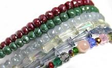 Swarovski Stil Kristall-Perlen