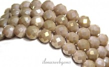 Swarovski-Kristall-Stil Perlen um 8x7.5mm