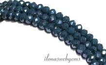 Swarovski Stil Kristall-Perlen 4.5x3.5mm