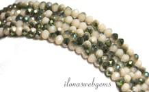 Swarovski Kristall-Perlen Stil ca. 3.5x2.5mm