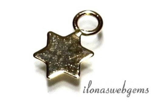 14k / 20 Gold filled charm star