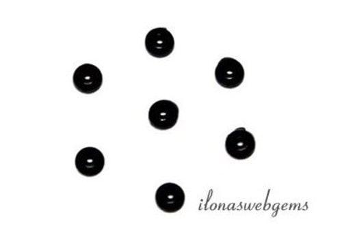 Silicone kussentjes zwart