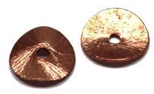 Rose-Gold und Roségold vergoldete Teile