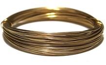Gold-filled Draht