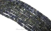 Sapphire Perlen Rondelle facettierten mini