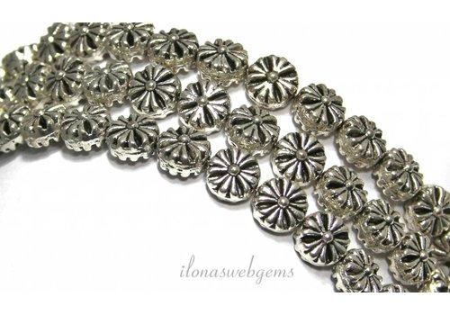 96 Stück Zinn Perlen