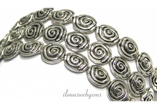 72 Stück Zinn Perlen