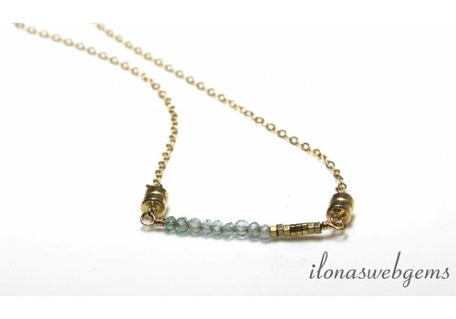 Inspiration minimalist necklace