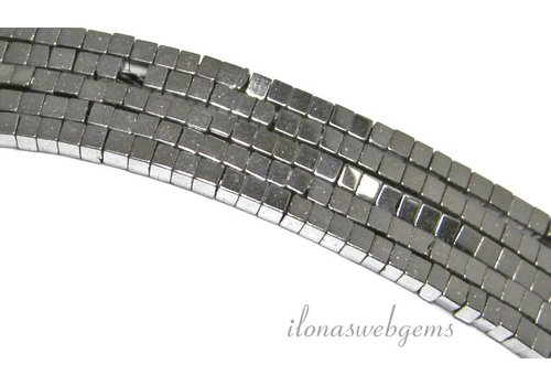 285 pieces Hematite beads mini approx 1.4mm