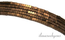 285 Stück Hämatit-Korn-Mini Bronze ca. 1,4 mm
