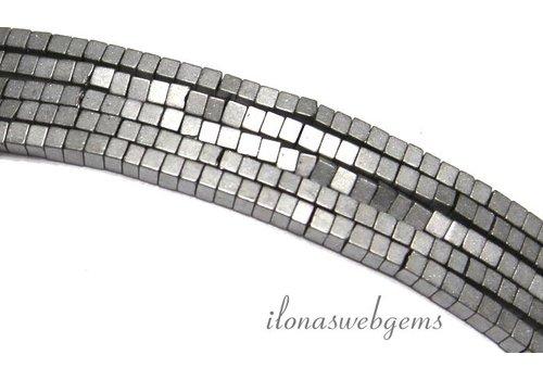 285 pcs Hematite Beads Mini approximately 1.4mm