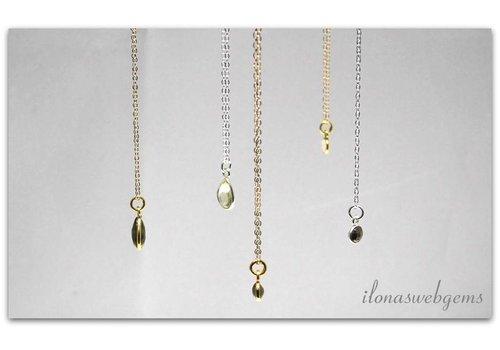 Inspiration minimalistisch Halskette