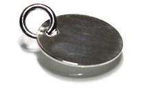 Sterling Silber Etiketten