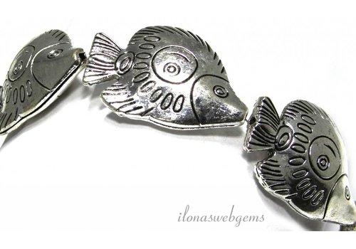 10 stuks Tinnen vis