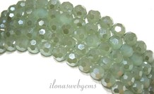Swarovski Kristall-Perlen Stil etwa 6mm